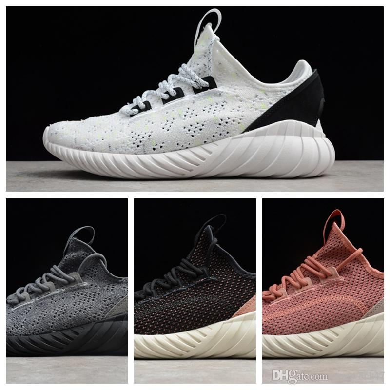 sale from china newest sale online 2018 New Tubular Doom Sock Primeknit Triple Black White Casual Shoes for Top quality Men Women Fashion Luxury Sports Sneakers EUR 36-45 sale pick a best phOlr1z4p
