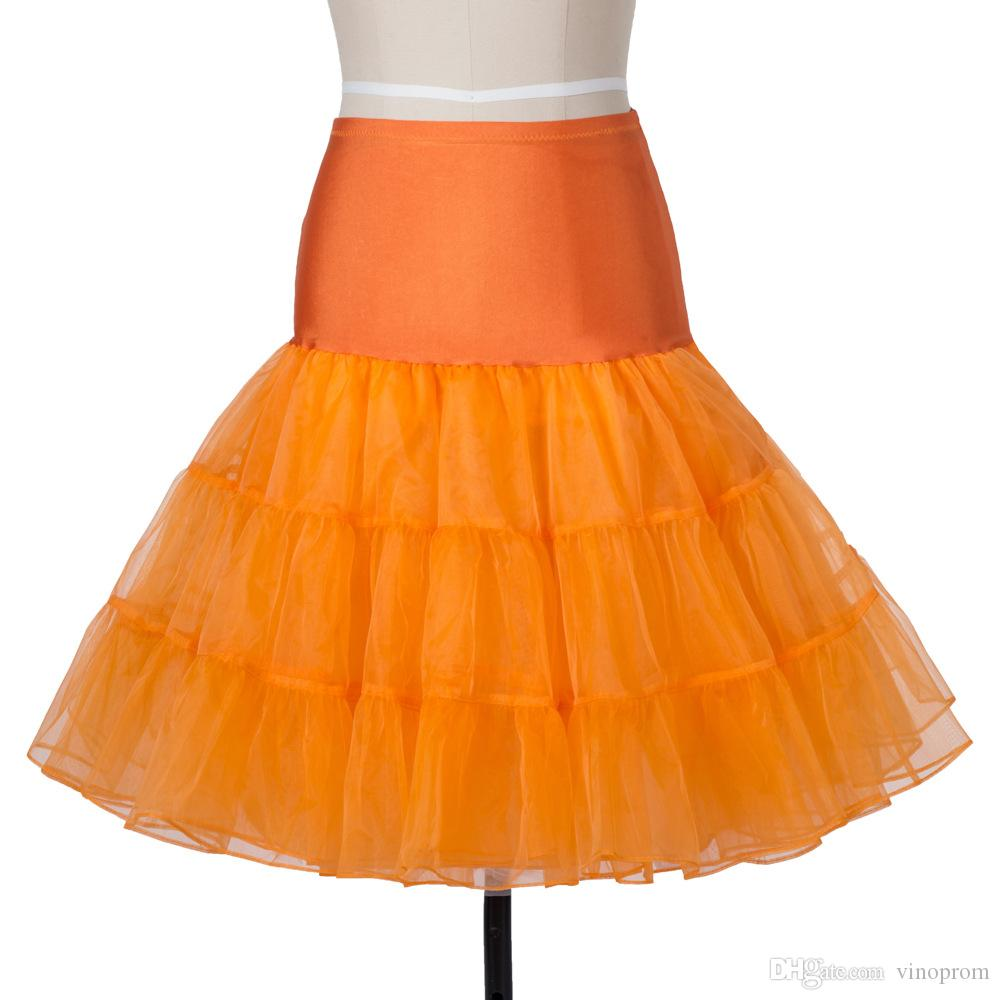 Hot Sale Real Picture Short Tutu Petticoat Crinoline Vintage Wedding Accessories Bridal Petticoat For Wedding Dresses Underskirt Rockabilly