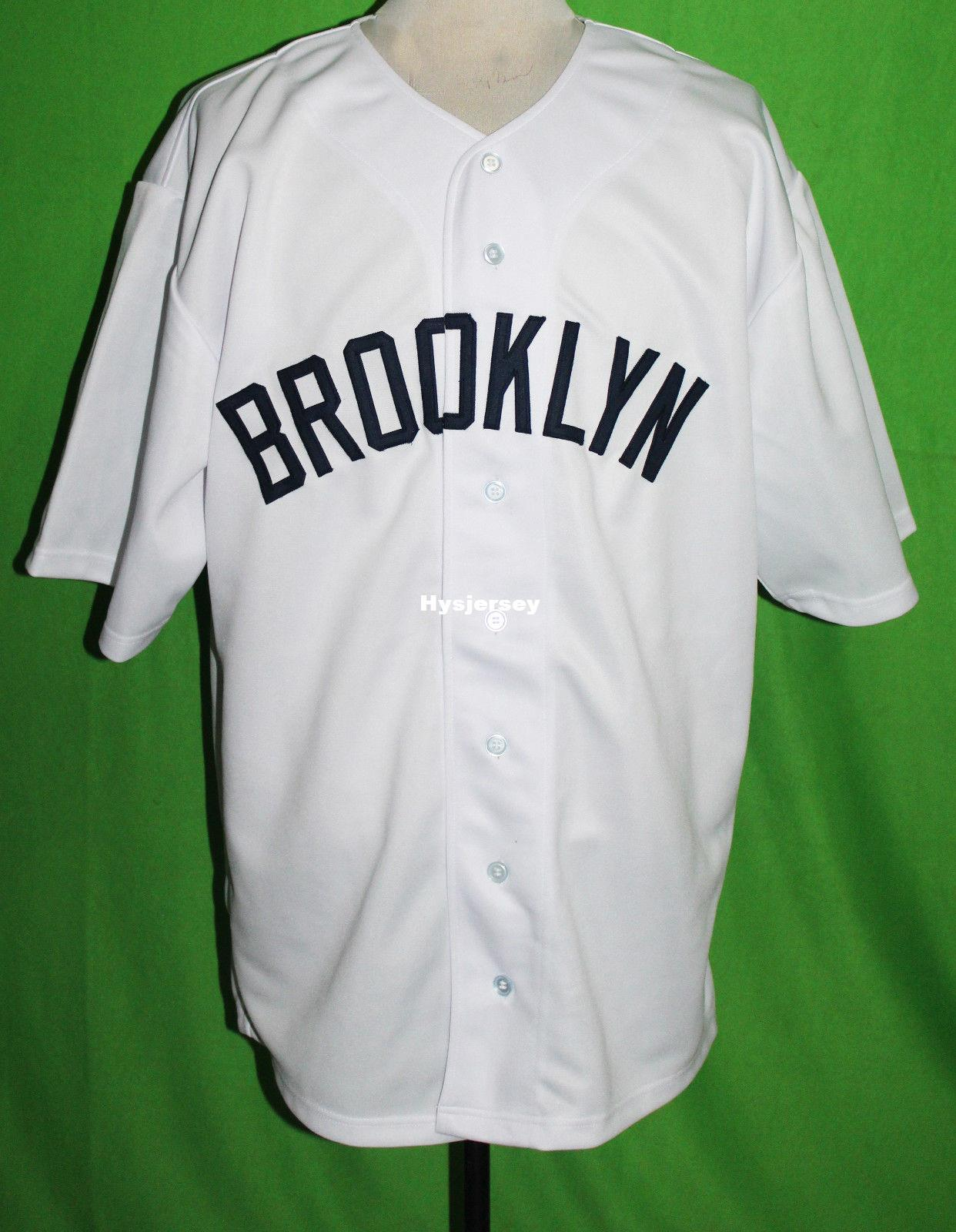 98a1fbe9 2019 Cheap Retro BROOKLYN LOONS #6 1951 Home BASEBALL JERSEY Or Custom Any  Number Any Mens Vintage Jerseys XS 5XL From Hysjersey, $19.65 | DHgate.Com