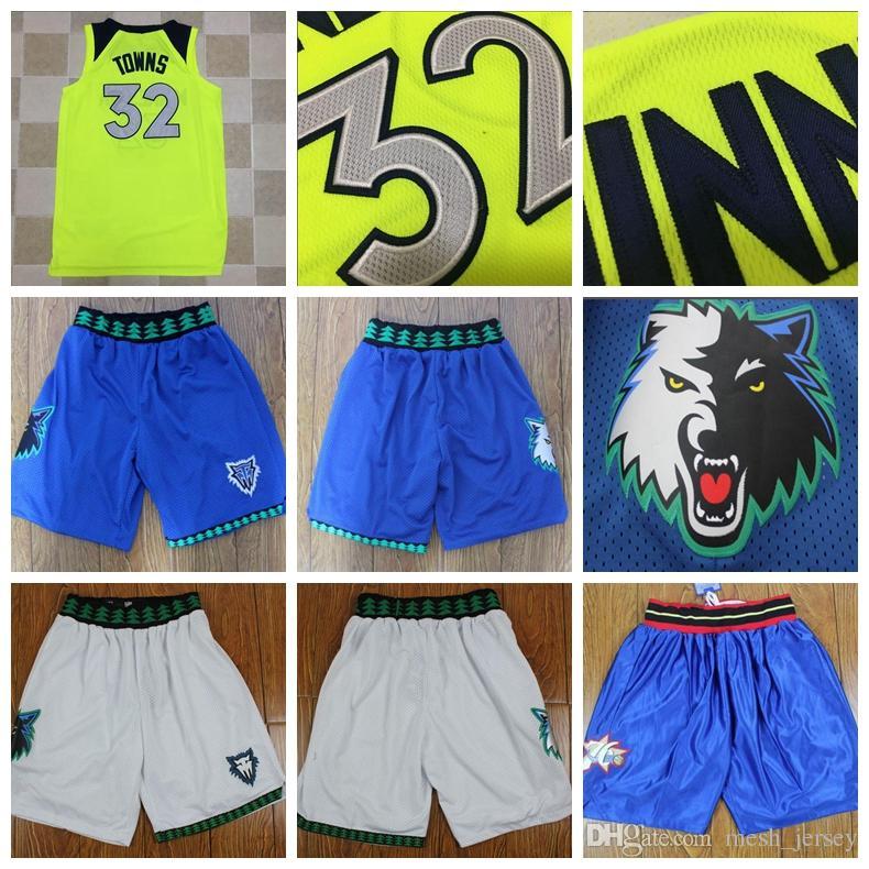 218afcb52 Men s Basketball Timberwolves 32 Karl-Anthony Towns Jerseys Jimmy ...