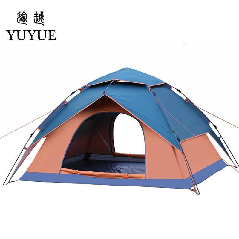 3 4 Person Pop Up Tent C&ing Tent Waterproof C&ing Tents Automatic Outdoor Tents Waterproof 3000mm Outoor Shelter Christmas Cards Shelters Of Animals ...  sc 1 st  DHgate.com & 3 4 Person Pop Up Tent Camping Tent Waterproof Camping Tents ...