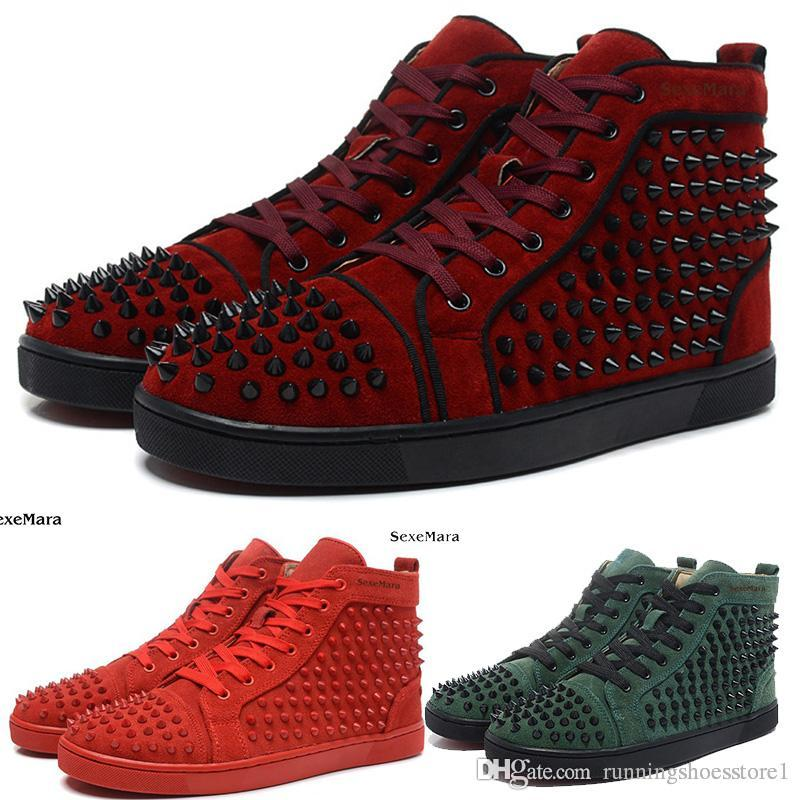 louboutins hommes