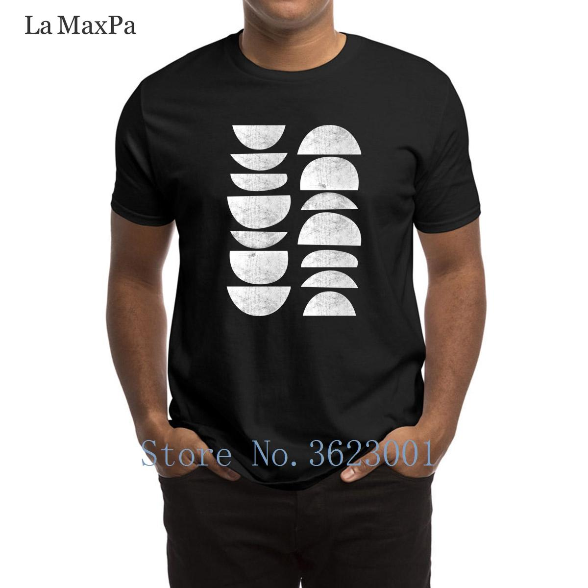 bb68541af2af Acquista Design T Shirt Naturale Uomo Minimalista Monocromatico T Shirt  Uomo Siti Web T Shirt Leggera T Shirt Da Uomo In Cotone Moda Fit A  16.15  Dal ...
