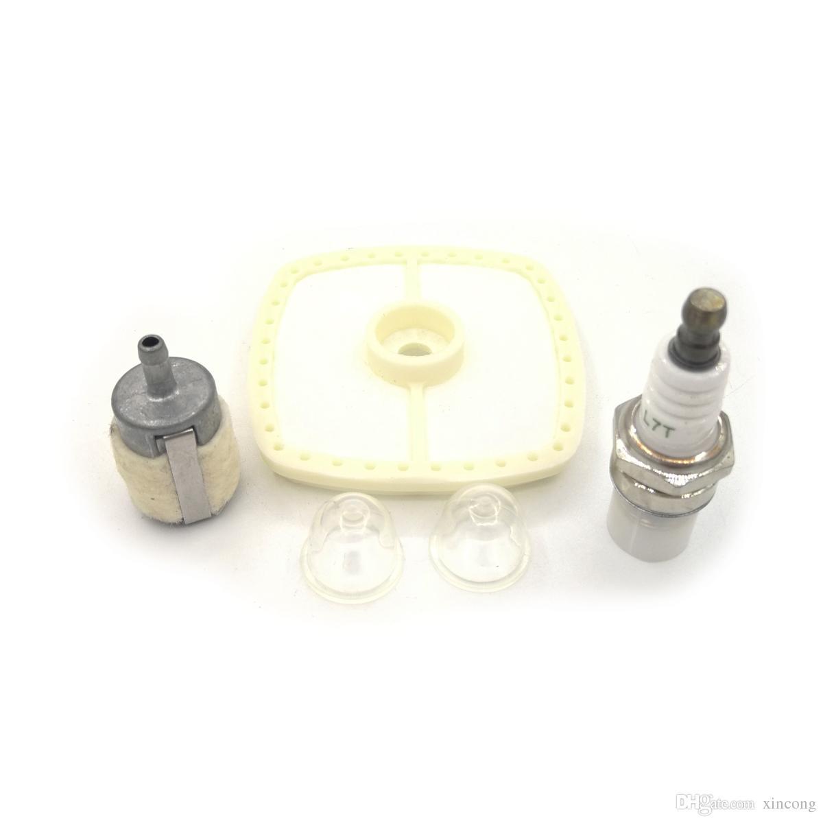 2018 Air Filter Spark Plug Primer Bulb Fuel Filter For ECHO PB250 PE230  PE231 PPF210 SRM210 SRM211 HC160 HC200 HC225 HC1600 Trimmer From Xincong,  ...