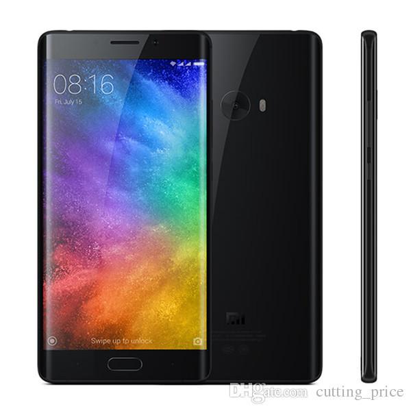 Clavier Smartphone Xiaomi Mi Note 2 Prime Mobile Telephone 6gb Ram 128gb Rom Snapdragon 821 Quad Core 57 Pouces 3d Verre 2256mp Empreintes Digitales Nfc
