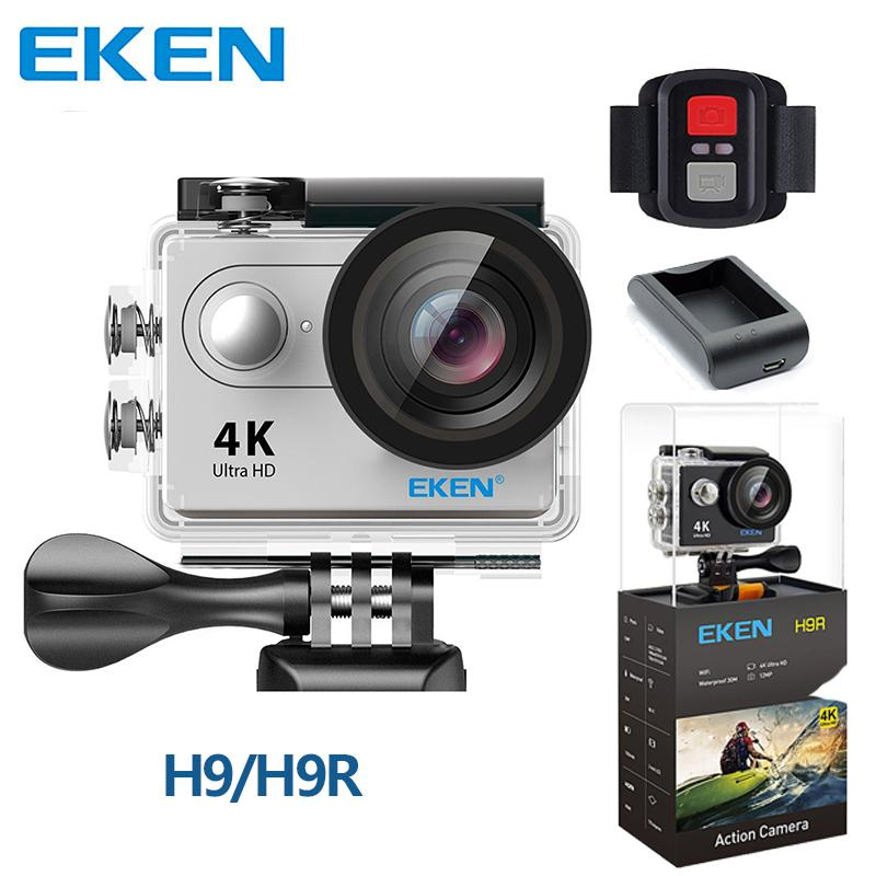 Herrlich Ultra Hd 4 Karat Action Kamera Wifi 1080 P 16mp Dual Screen 170d Gehen Wasserdicht Pro Cam 4 Karat Sport Kamera Mini Dvr Sport & Action-videokameras Fernbedienung