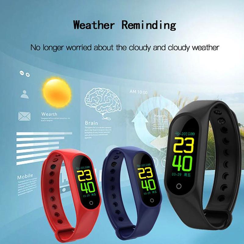 Fitnessgeräte Neueste Handgelenk Sport Uhr Band Pedometer Run Schritt Entfernung Kalorien Zähler Fitness Gauge Schritt Tracker Digitalen Schrittzähler