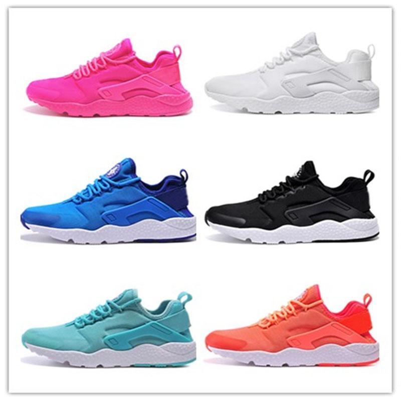 Wholesale Cheap Running Shoes 2016 New Huarache 3 Men Women Quality Wallace Hot For Sale Walking Sports Shoes Free Shipping Size 6-11 xz262