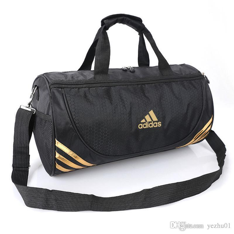 398fa08db Men Travel Bag Men Hand Luggage Travel Nylon Duffle Bags Canvas Weekend Bags  Multifunctional Travel Bags Sport Basketball Yoga Gym Bag Mens Shoulder Bags  ...