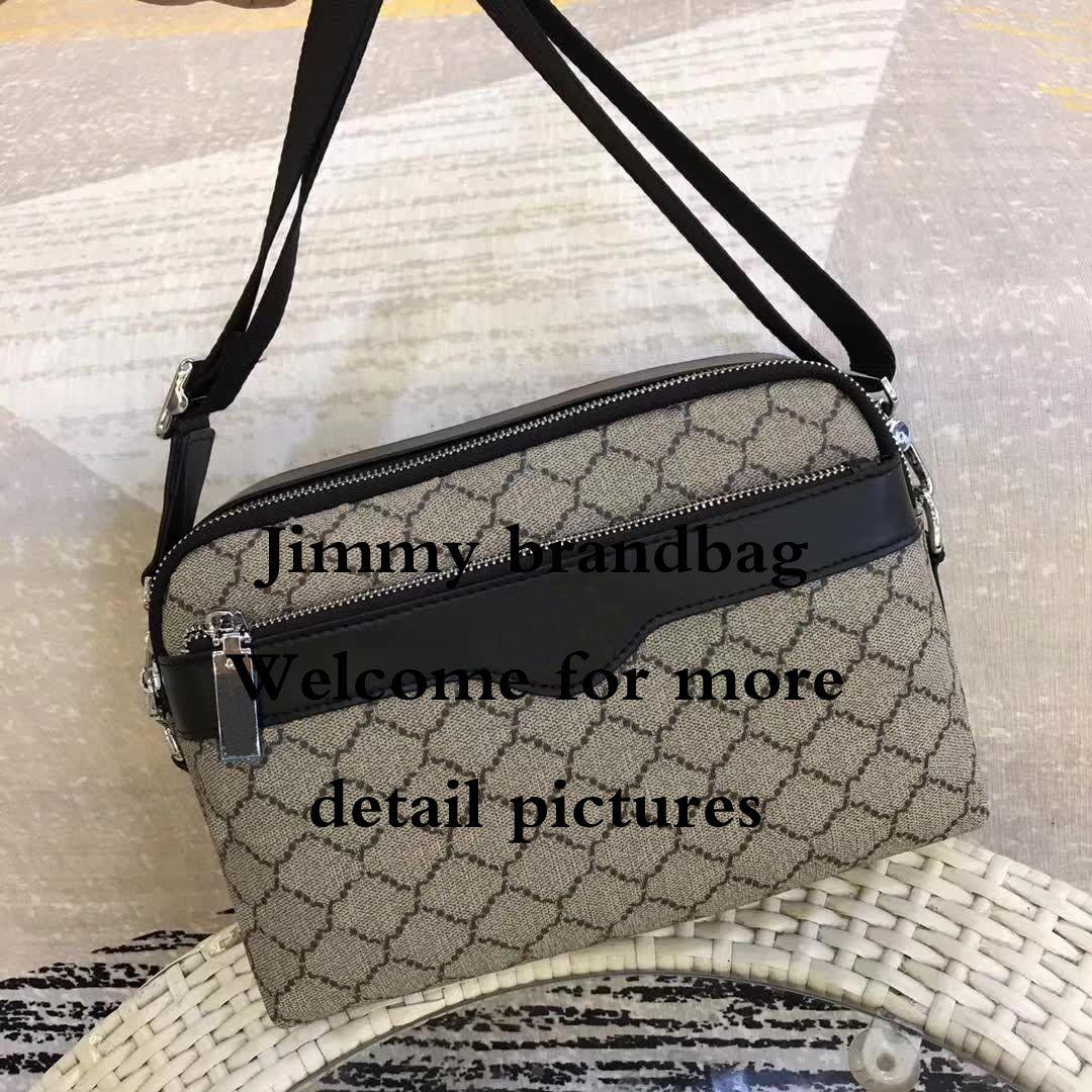 093540ed2a 2018 New Arrival Messenger Bag High Quality Canvans Men Single Shoulder Bag  Luxury Crossbody Man Business Trip Bags Handbag Day Clutch Hobo Handbags  Italian ...