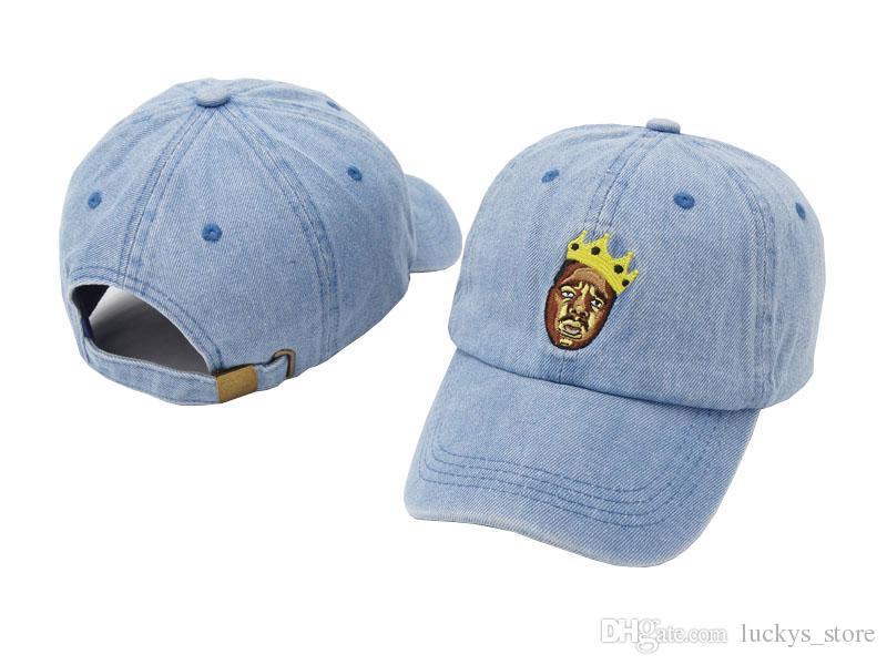 New Designer Biggie Vtg Style Hat Men Women Fashion Dad Hat Baseball Cap  Jcole 4 Your Eyez Only Hat Casual Dad Hip Hop Cap Hats Hats For Men Hatland  From ... c94b10818a4