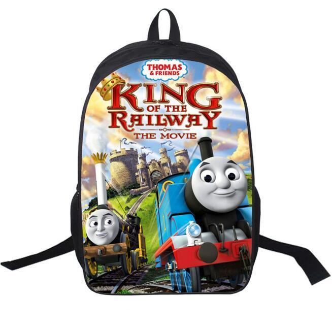 723b7d0352a0 2016 Little Trains Backpack Double Layer Custom Made Children Schoolbag  Train Kids Cartoon Train Bag Men Bags Backpacks For Girls Messenger Bags  For Men ...