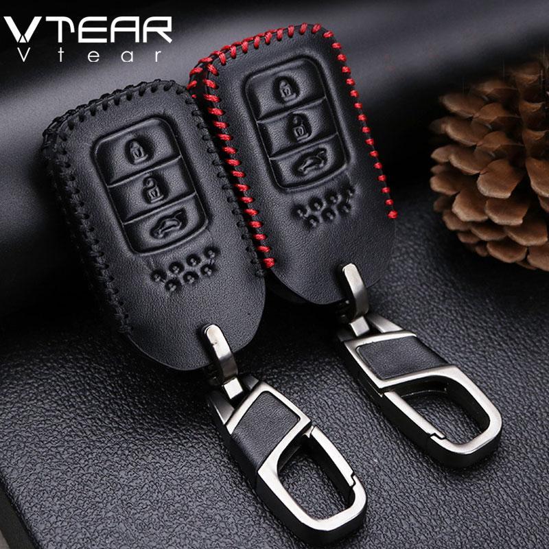 For Honda Crv Fit Xrv Vezel Accord City Civic Jazz Key Case Key