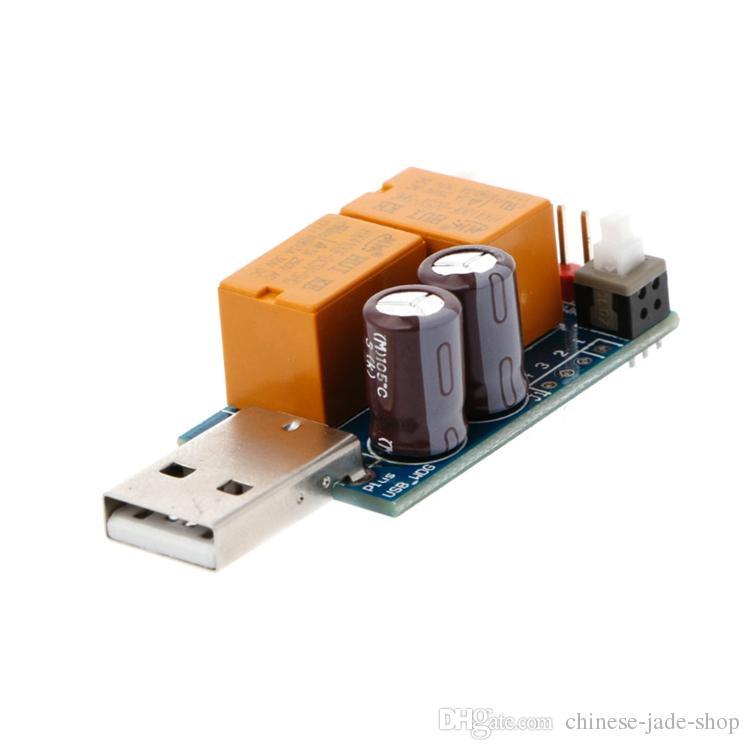 Tarjeta WatchDog PLUS USB AÑADIR interruptor manual Reinicio Botón Módulo Reinicio automático Watch dog Para minería Computadora de juegos PC