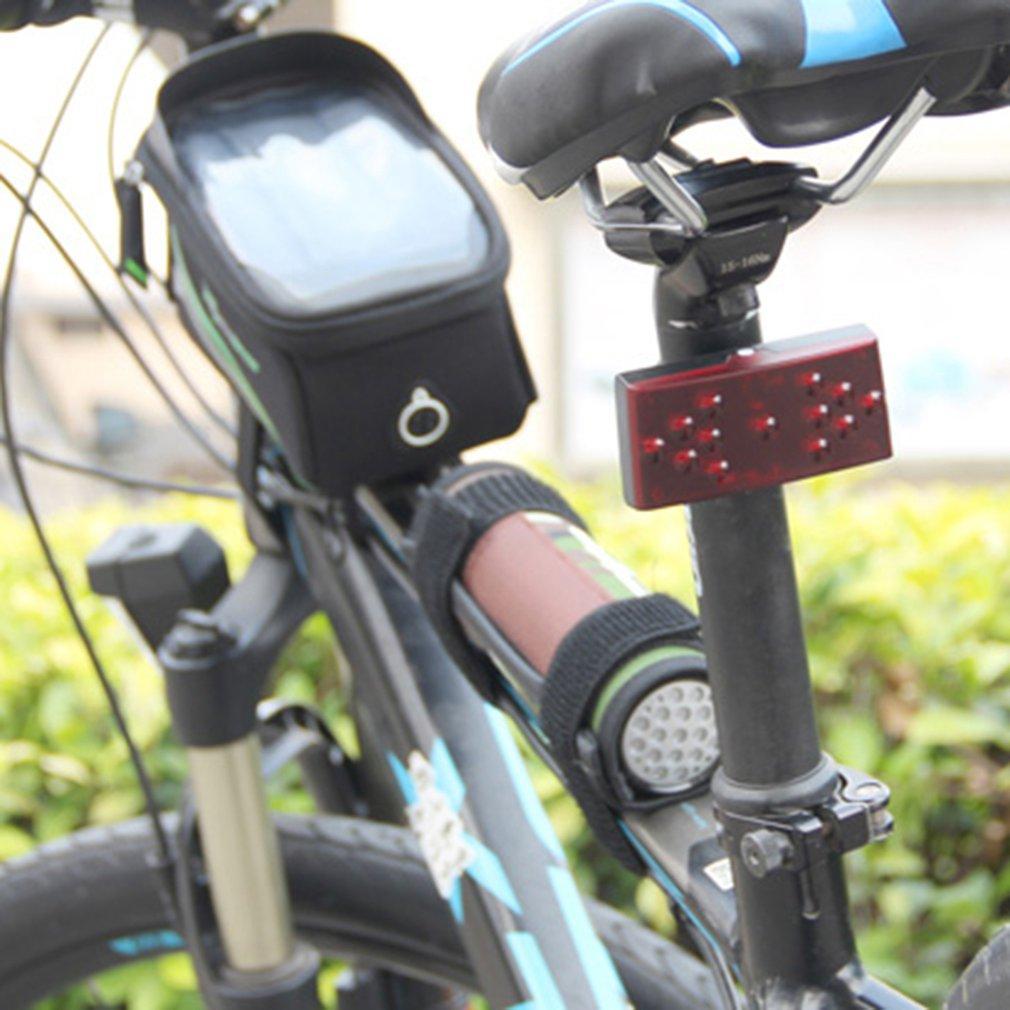 Fahrrad Drahtlose Fernbedienung Blinker Led Mountainbike Smart Rücklicht Usb Lade Warnlicht Reiten Ausrüstung