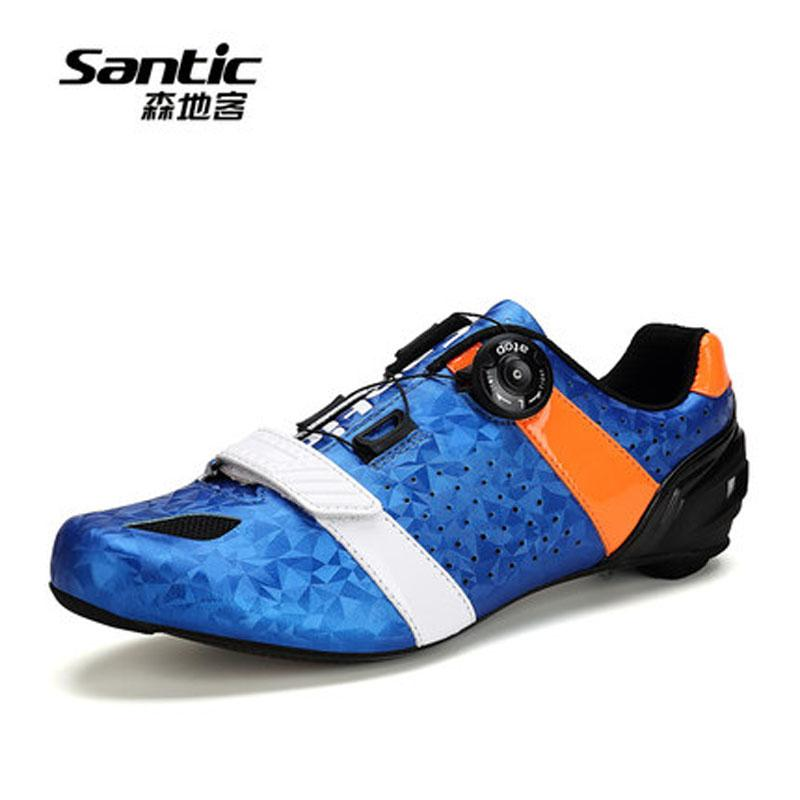 ac65ed2e268 SANTIC Men Summer Cycling Mtb Bicycle Shoes Ultralight Moutain Bike ...