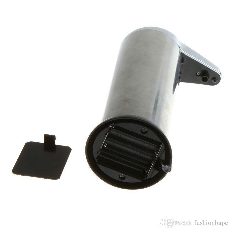 Dispensador del jabón del sensor Máquina dispensadora del jabón líquido inteligente de las manos automáticas del acero inoxidable para el cuarto de baño casero del hotel