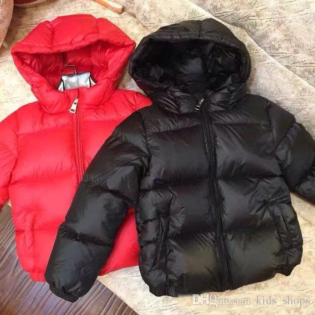 e126426ef6a3 90% Down Jackets Winter Down Jacket Parka For Girls Boys Coat ...