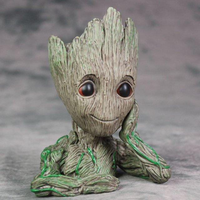 Toys For Boys 5 7 Grut : Guardians of the galaxy ents grut groot flowerpot