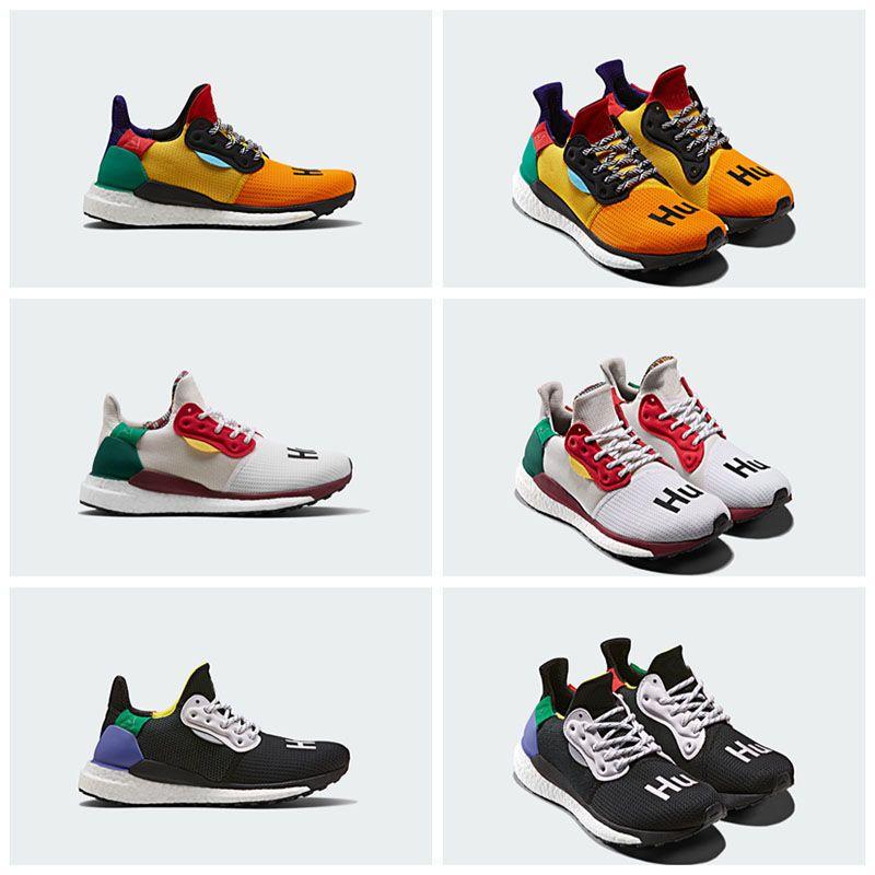e8a001bd85860 Human Race PW X SLOARHU Glide Pharrell Williams Men Running Shoes ...