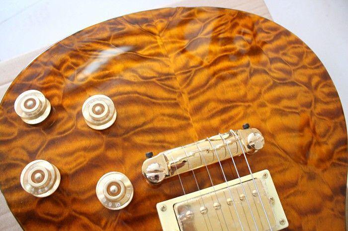 Produttori su misura all'ingrosso la migliore garanzia di qualità chitarra elettrica P, R, S EMS shipping123 libero