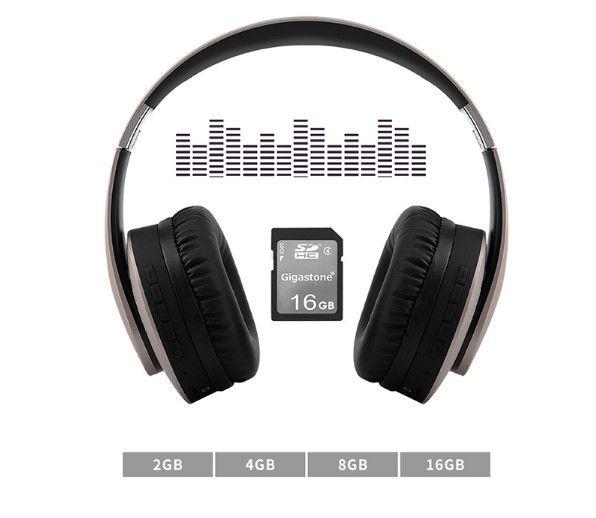 2019 Nuevo 2.0 Wireless bluetooth Auriculares plegables Auriculares con audífonos con sonido estéreo de alta calidad Auriculares El más nuevo 3.0 Wireless.
