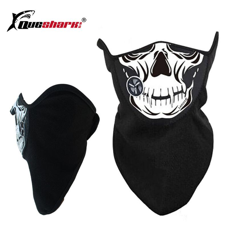 Cycling Skull Skeleton Bicycle Windproof Riding Mask Mountain Bike Outdoor Sports Riding Hiking Skiing Neck Warmer Face Masks