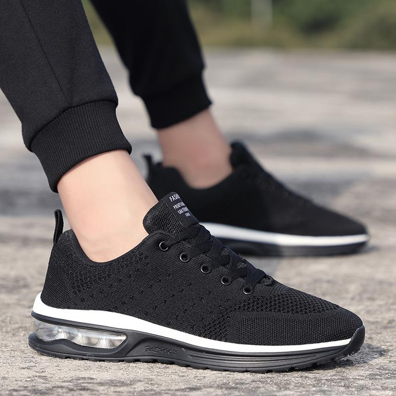 LUONTNOR New Lovers Cushion Running Sneakers 2018 Summer Breathable ... b51d09e4c46d