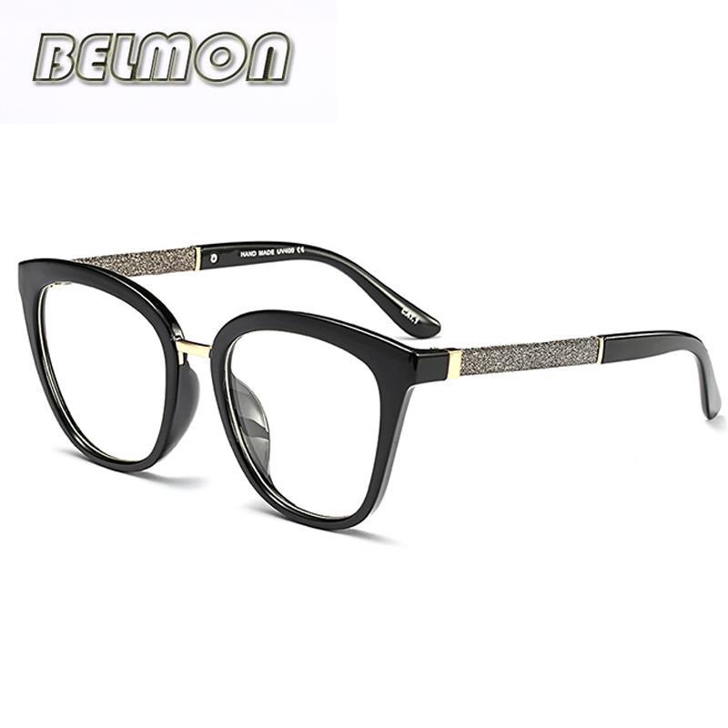 Großhandel Brillen Rahmen Frauen Computer Optische Dekorative ...