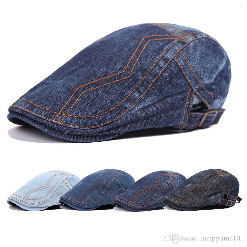Bulk Fashion Denim Snapbacks Caps Autumn Casquette Baseball Cap Designer  Hats Dad Hat Bucket Fitted Hats Baseball Cap Unisex Hat Online with   5.5 Piece on ... c8ad44c38247