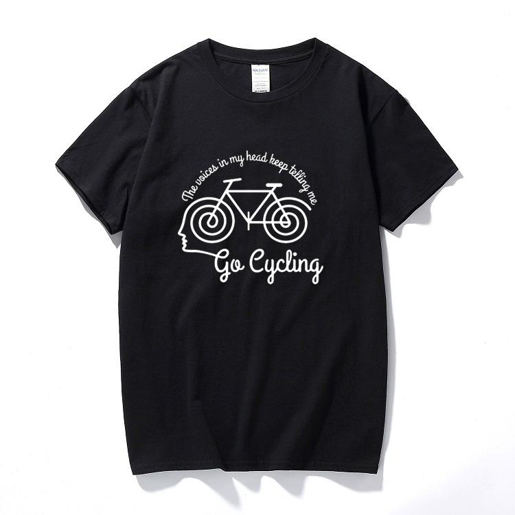 Birthday Present FatherS Day Gift For Dad Husband Boyfriend Cyclinger T Shirt Men Rltw Tee Cycle Bicycle Cool Shirts Cheap
