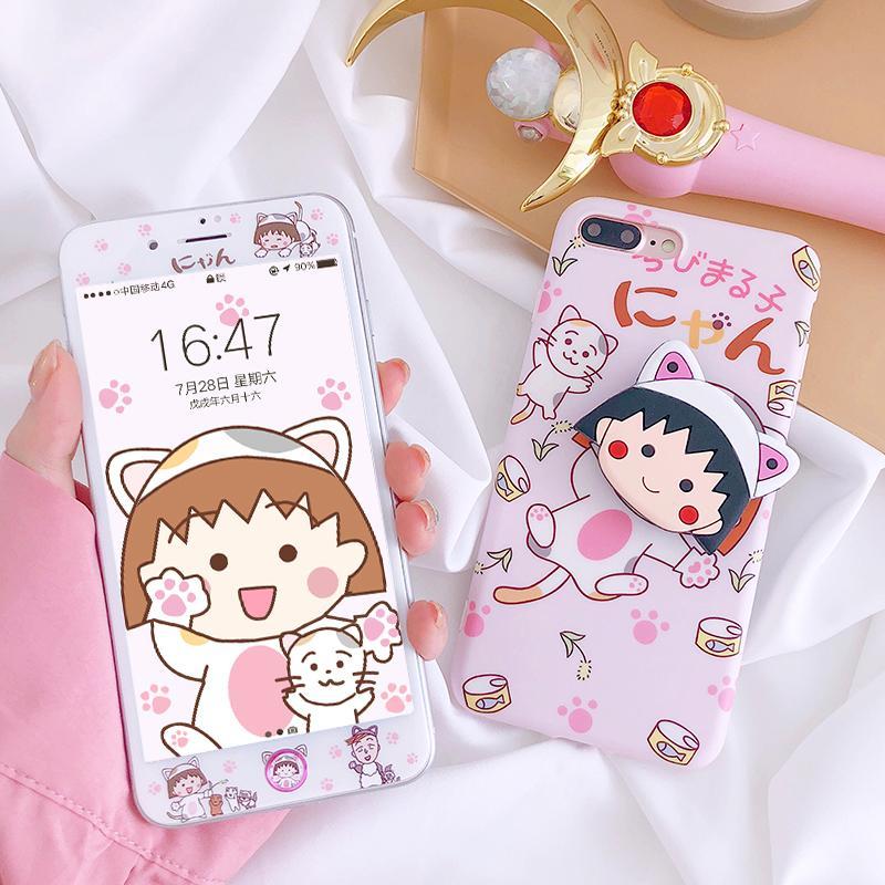 coque iphone 7 chibi
