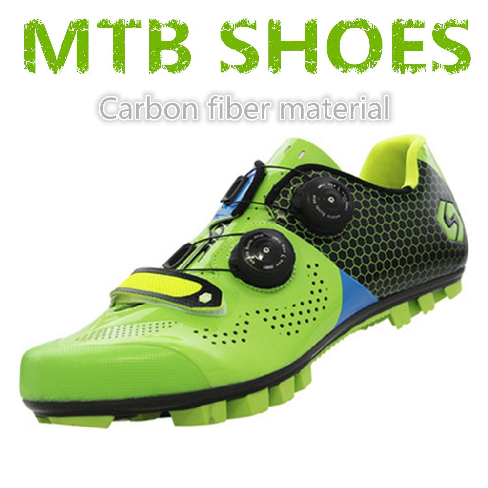 ae70d186da3 2019 2018 NEW Outdoor Sports Cycling Carbon Fiber Bicycle Lock Shoes Wear  Slip Cheap Bicycle Shoes MTB Radschuhe DH HOT From Fwuyun, $233.49 |  DHgate.Com