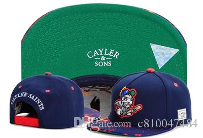3909b0ced26685 Baseball Cap Snapback 5 Panel For Men Women Strapback Cayler Sons Leaf  Brand Sports Hip Hop Street Flat Sun Hat Cheap Baseball Hat Hat Store From  C810047484 ...