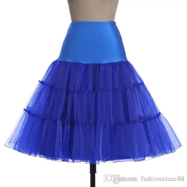 af0f8a84b3 Free Shipping Short Organza Petticoat Crinoline Vintage Wedding Bridal  Petticoat for Wedding Dresses Underskirt Rockabilly Tutu
