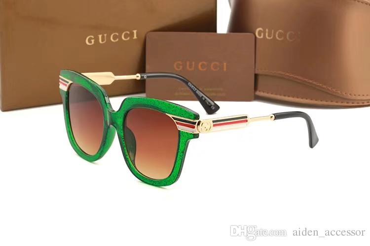 Compre Mais Novo Óculos De Sol Para Homens E Mulheres Designer De Marca  Aviador Óculos De Sol Das Mulheres Dos Homens De Luxo Do Vintage Polarizada  Lens ... 3aaa6561a4