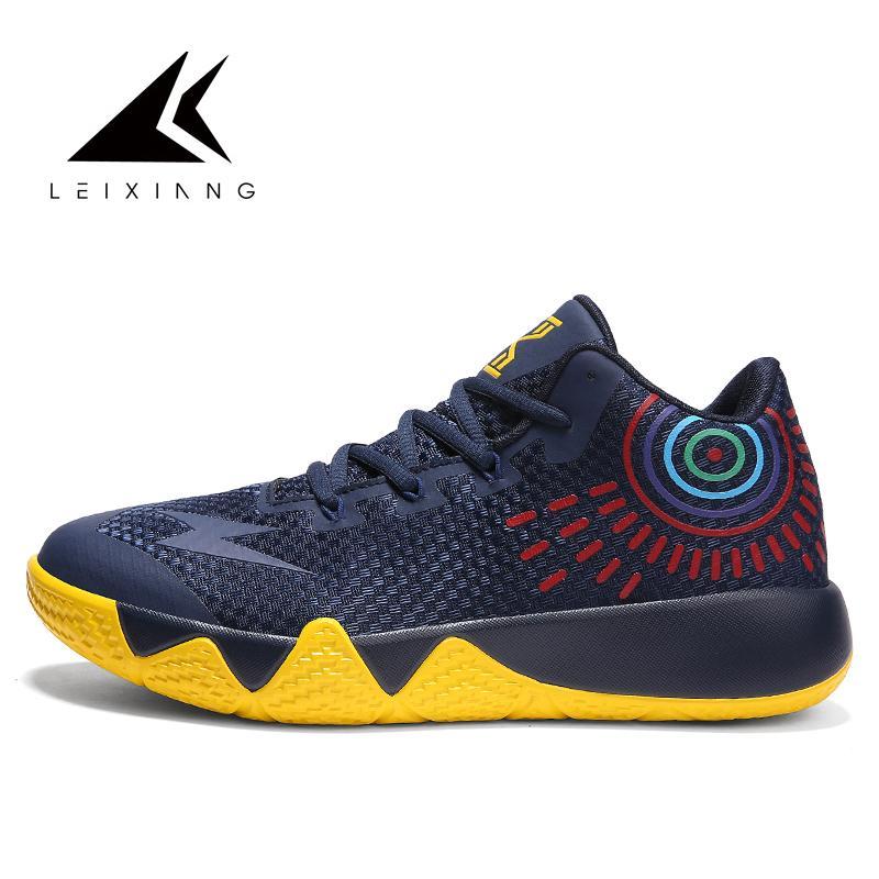 Acquista 2019 2018 New Big Size 45 Uomini Scarpe Da Basket Coppia Midium  Cut Basket Sneakers Scarpe Sportive Zapatillas Basquetbol Basket Homme  Sneakers A ... ba2c4b2f917