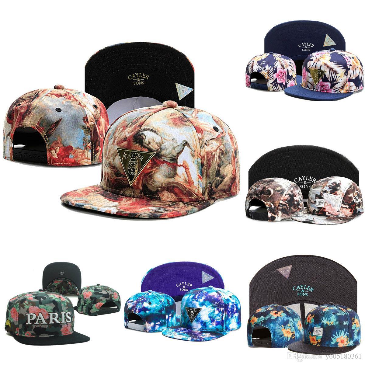 e77804d3d16 New Hip Hop Snapback Cap Mens Basketball Hat Baseball Caps Hats ...