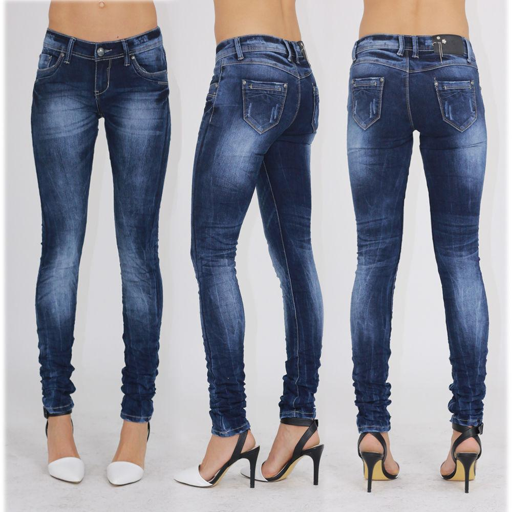76d233abd3cfe 2019 Plus Size Sexy Stretch Dark Blue Bleached Pencil Jeans Low Waisted  Full Length Women Trousers Denim Pants Jegging Leggings Woman D18111205  From ...