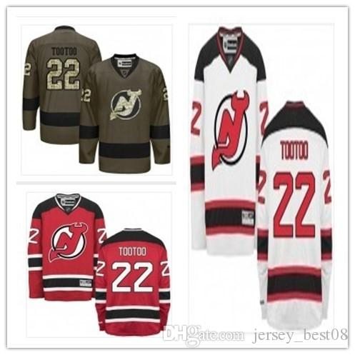the latest 27b00 335a7 tootoo devils jersey