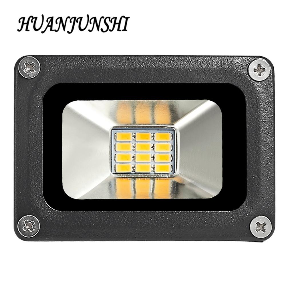 Case 12v 10w Refletor Led Flood Light Landscape Outdoor Lighting