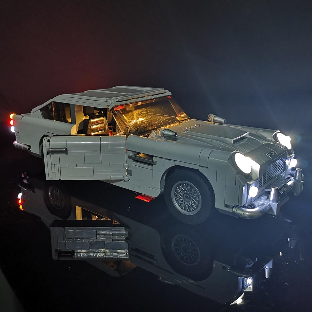 2019 Led Light Kit For Lego The James Bond Aston Martin