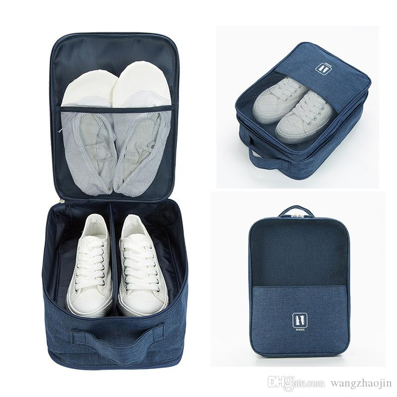 Korea edition contracted fashion new shoes bag to receive bag, convenient multifunctional receive shoe shoe bag