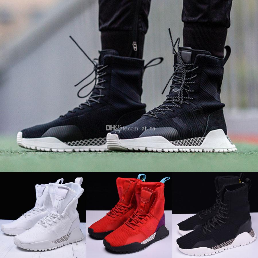 wide range of cheap online Fashion designer AF 1.4 2018 Mens Womens Primeknit Running Shoes New white black red PK Runner Outdoor sports Shoes classic PUShyujqo