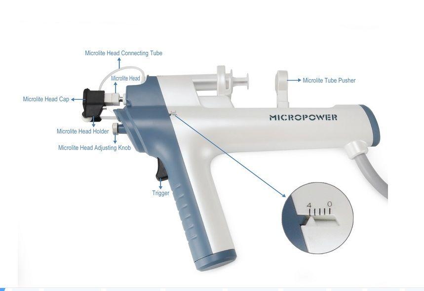New arrival !!!Professional Water Mesotherapy Gun Skin Whitening Injection Meso Gun