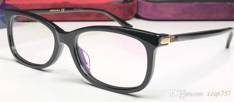 d35a16715a 2019 New Fashion Designer Optical Prescription Glasses 0296 Cat Eye Frame  Popular Style Top Quality Selling HD Clear Lens From Zzq6757