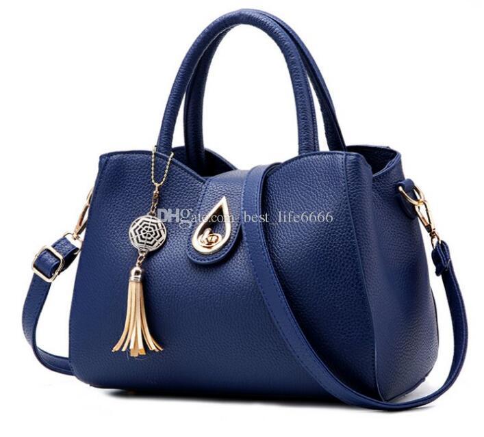 Nachrichten Flut weibliche Tasche weibliche Mode Sporthandtasche Messenger Bag Umhängetasche Handtaschen Mode geht mit vielen Stilen.