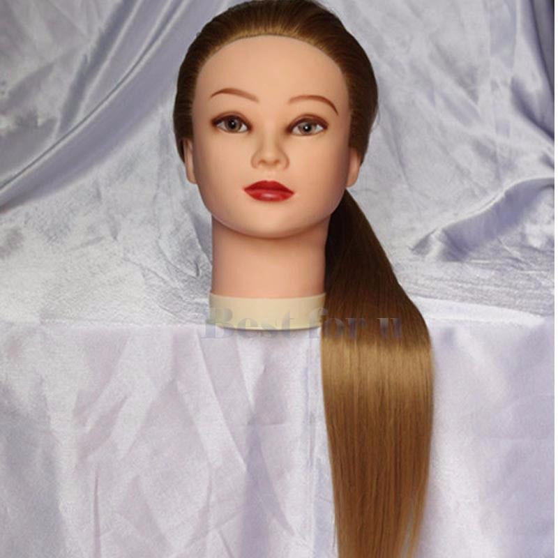 Spedizione Gratuita Parrucchiere Pratica Manichino Testa Manichino Manichino Testa Capelli Styling Manichini Capelli Lunghi Make Up Mannequin Testa