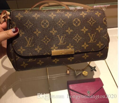 8a39033ec7a LOUIS VUITTON FAVORITE old flower Checkerboard dinner bag real leather  MICHAEL CLUTCH KOR shoulder bag GUCCI Chain evening package M40718
