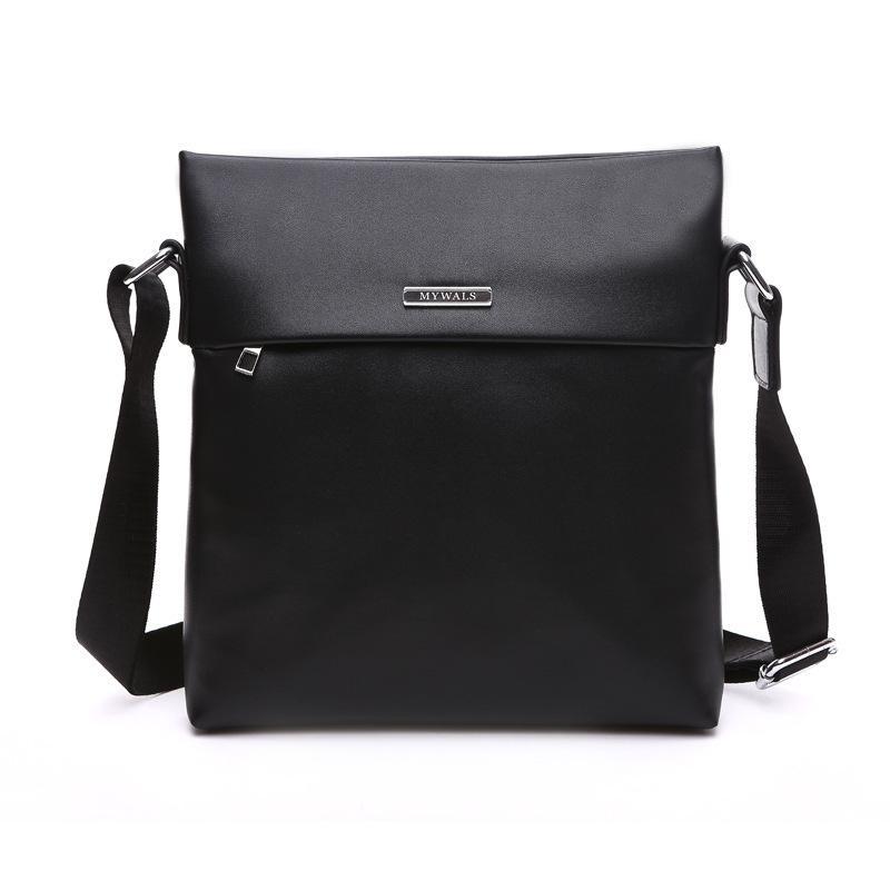 9ac912c08563 Brand Messenger Bag Men Shoulder Bag Man Satchels Handbags PU Leather Sling  Bags Designer Men Crossbody Bags Brahmin Handbags Messenger Bags For Women  From ...